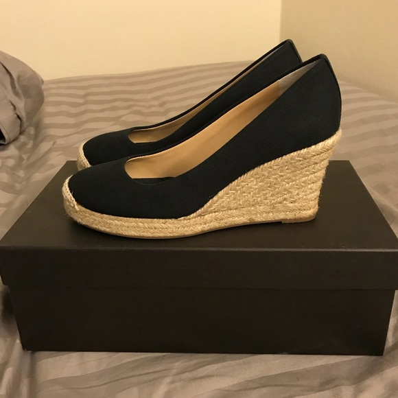 20bb5fb4563 J. Crew Shoes - J Crew Seville Espadrille wedges